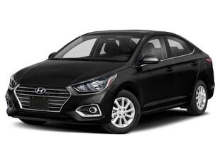 2019 Hyundai Accent SEL Car