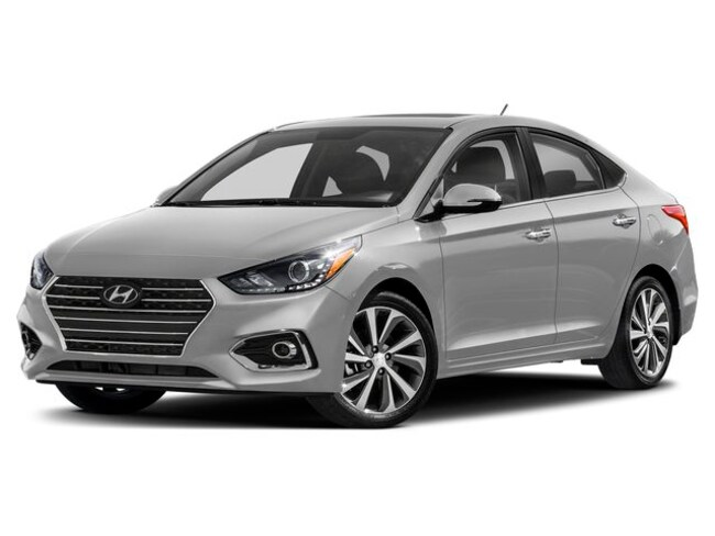 New 2019 Hyundai Accent Limited Sedan in Meriden