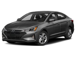 New 2019 Hyundai Elantra SE Sedan KMHD74LF9KU845876 for sale in Athens, OH at Don Wood Hyundai