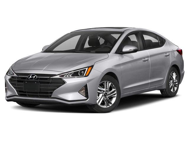 2019 Hyundai Elantra Sedan