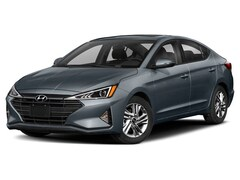 New 2019 Hyundai Elantra SEL Sedan in Irvine