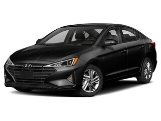 2019 Hyundai Elantra SEL Sedan New Car For Sale in Jefferson, IN