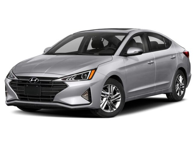 2019 Hyundai Elantra Value Edition w/SULEV Sedan