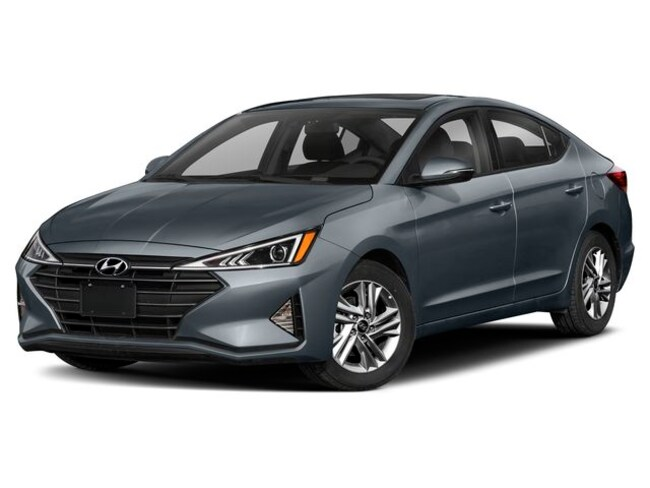 New 2019 Hyundai Elantra ECO Sedan for sale in Visalia