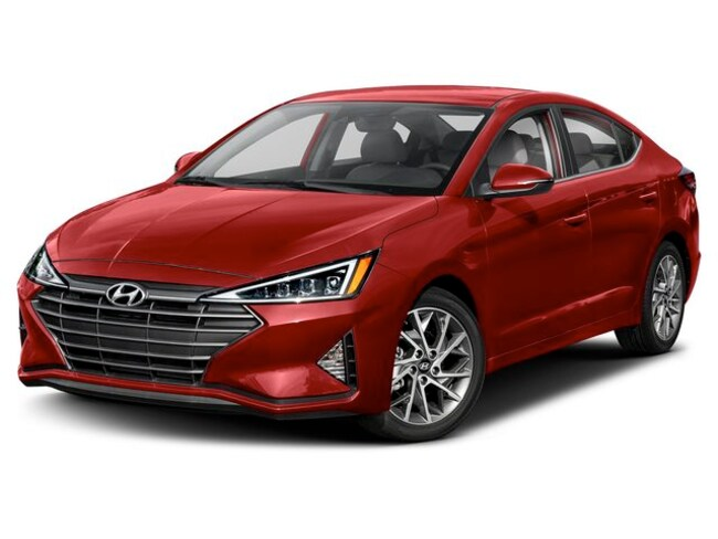 New 2019 Hyundai Elantra Limited Sedan in Meriden