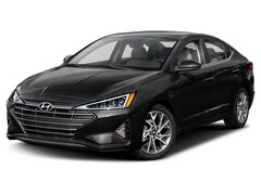 2019 Hyundai Elantra Limited Sedan