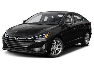 New 2019 Hyundai Elantra Limited w/SULEV Sedan Utica, NY