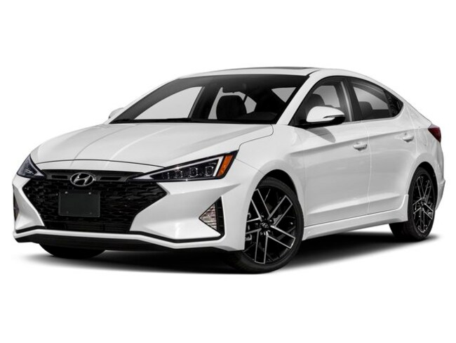 New 2019 Hyundai Elantra Sport Sedan in Honolulu