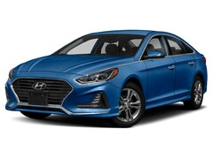 New 2019 Hyundai Sonata SE Sedan New London Connecticut