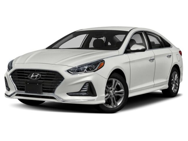 New 2019 Hyundai Sonata SE Sedan North Aurora