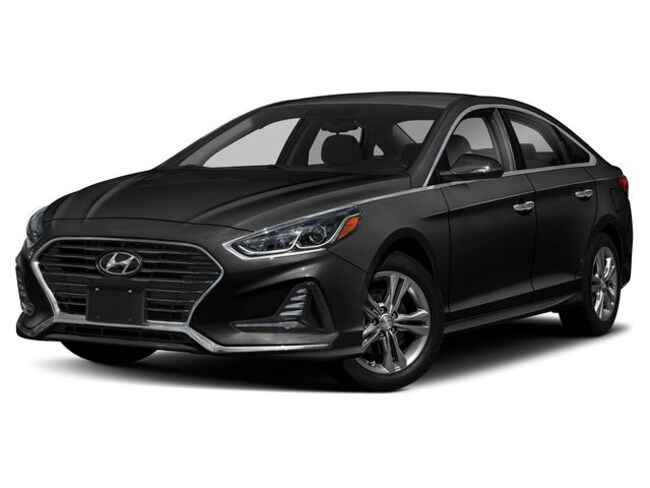 2019 Hyundai Sonata SEL Sedan Phantom Black