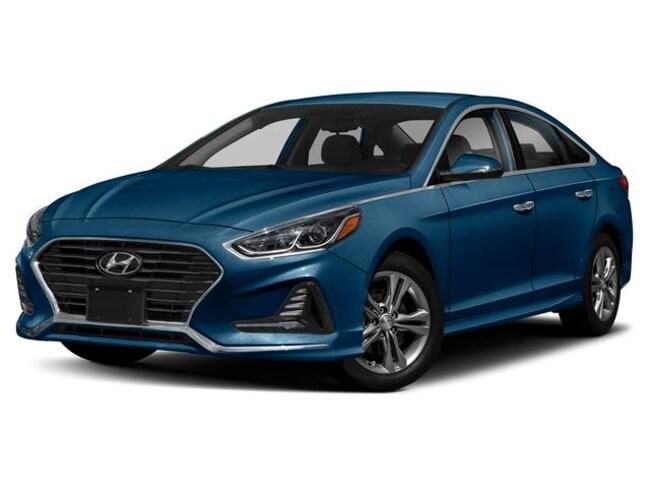 2019 Hyundai Sonata SEL Sedan