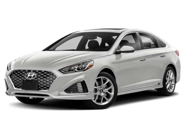 New 2019 Hyundai Sonata Sport Sedan near Salt Lake City