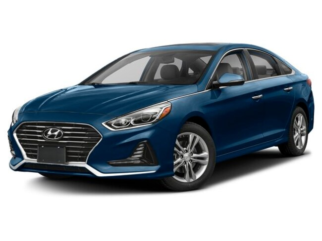 New 2019 Hyundai Sonata Limited Sedan in Stamford, CT