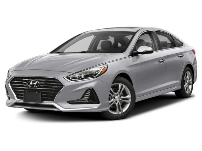 New 2019 Hyundai Sonata Limited Sedan in Stamford, CT