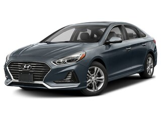 2019 Hyundai Sonata Limited 2.0T Sedan Machine Gray