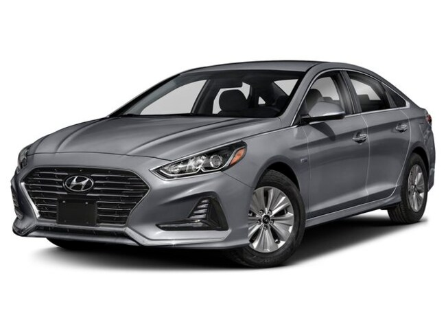 New 2019 Hyundai Sonata Hybrid SE Sedan For Sale/Lease Wayne, NJ
