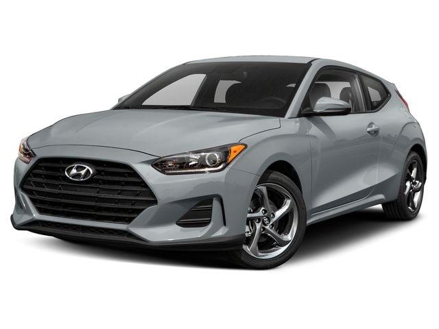 2019 Hyundai Veloster 2.0 Premium Hatchback Sonic Silver