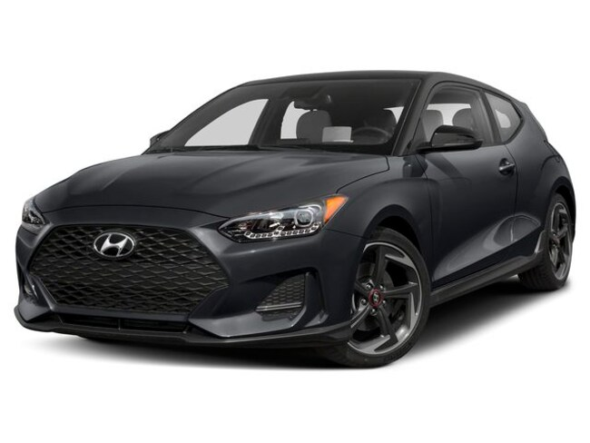 New Hyundai vehicle 2019 Hyundai Veloster Turbo R-Spec Hatchback KMHTH6AB7KU015997 for sale near you in Phoenix, AZ