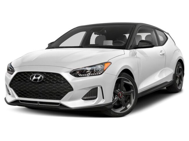 New 2019 Hyundai Veloster Turbo Ultimate Hatchback for sale in Fort Wayne, Indiana