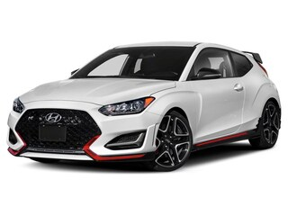 New 2019 Hyundai Veloster N Hatchback KMHT36AH3KU001498 for sale in Athens, OH at Don Wood Hyundai