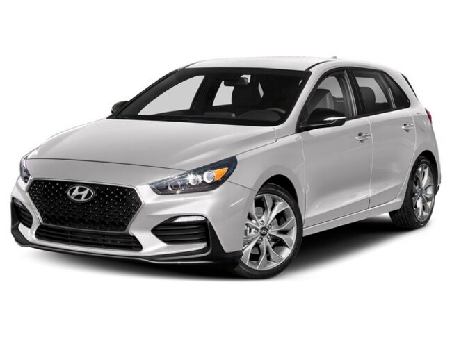 New 2019 Hyundai Elantra GT N Line Hatchback for sale in Athens, OH