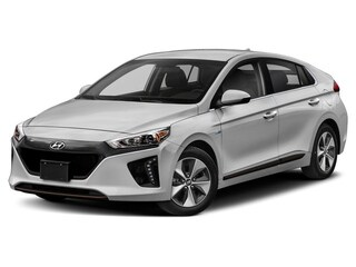 2019 Hyundai Ioniq EV Electric Hatchback Symphony Air Silver