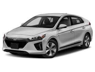 2019 Hyundai Ioniq Electric Limited Limited  Hatchback