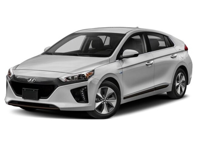 New 2019 Hyundai Ioniq EV Limited Hatchback in Stamford, CT
