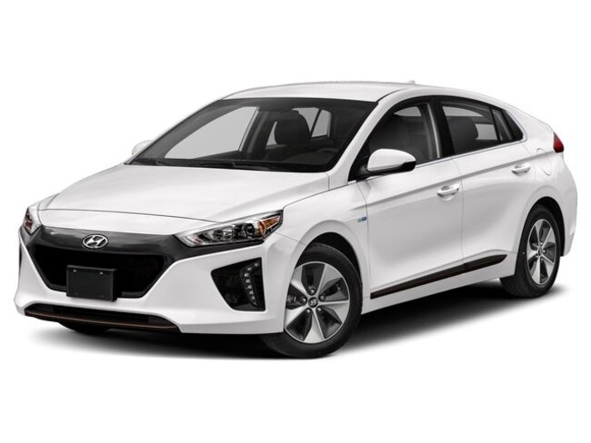 New 2019 Hyundai Ioniq EV Limited Hatchback for sale in Anaheim
