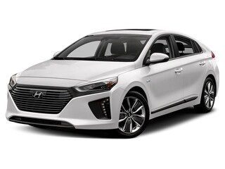 New 2019 Hyundai Ioniq Hybrid Blue Hatchback in Ocala, FL