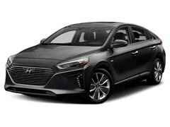 New 2019 Hyundai Ioniq Hybrid Blue Hatchback in Irvine