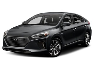 New 2019 Hyundai Ioniq Hybrid SEL Hatchback in Elgin, IL