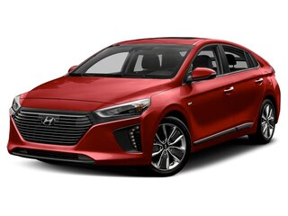 New 2019 Hyundai Ioniq Hybrid Limited Hatchback for Sale in Conroe, TX, at Wiesner Hyundai