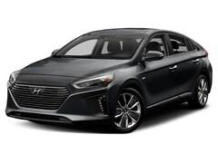 New 2019 Hyundai Ioniq Hybrid Limited Hatchback Concord, North Carolina