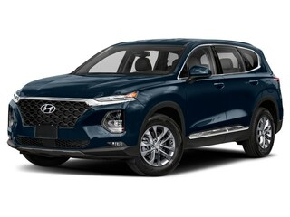 New 2019 Hyundai Santa Fe SEL 2.4 SUV For Sale in Dayton, Ohio