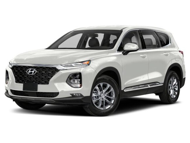 New 2019 Hyundai Santa Fe SEL 2.4 SUV Concord, North Carolina