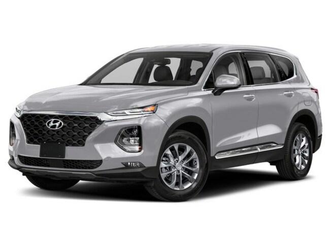 New 2019 Hyundai Santa Fe SEL 2.4 SUV North Aurora
