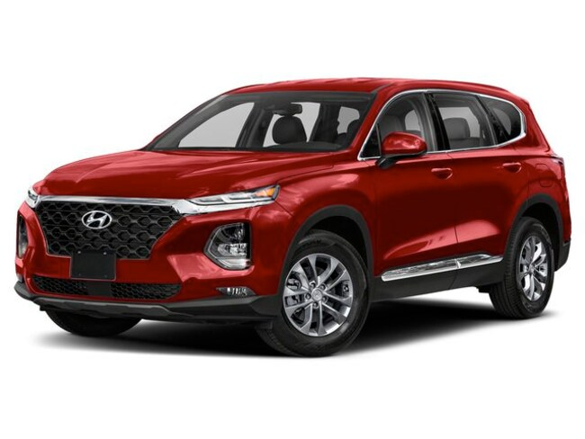 New 2019 Hyundai Santa Fe SEL 2.4 SUV for sale in Fort Wayne, Indiana