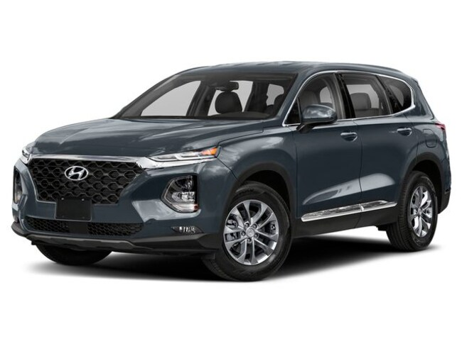 New 2019 Hyundai Santa Fe SEL 2.4 SUV for sale/lease in Dearborn, MI
