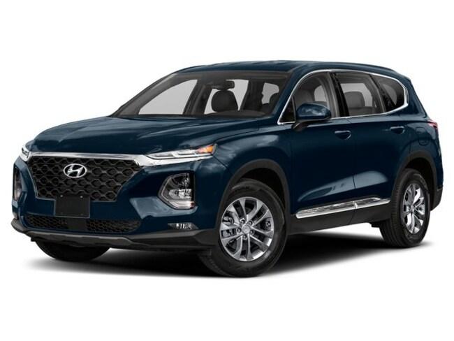 New 2019 Hyundai Santa Fe SEL 2.4 SUV for sale in the Chicago area