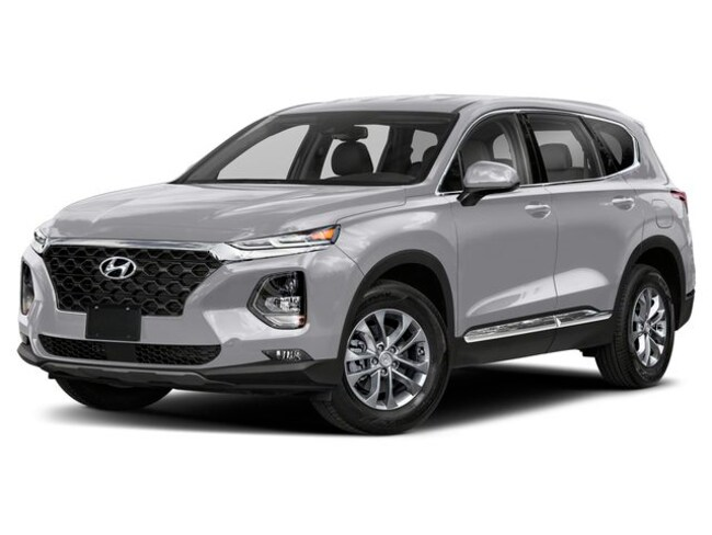 New 2019 Hyundai Santa Fe SEL 2.4 SUV near Salt Lake City