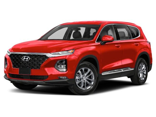 New 2019 Hyundai Santa Fe SEL SUV For Sale/Lease Orchard Park, NY