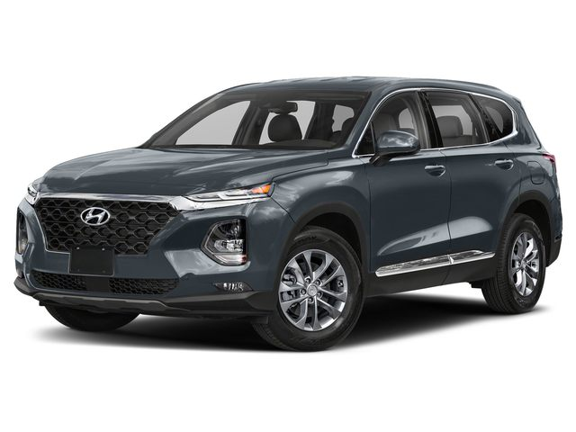 2019 Hyundai Santa Fe SEL Plus 2.4 SUV Machine Gray