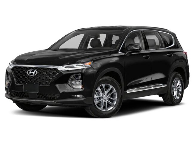New 2019 Hyundai Santa Fe SEL Plus 2.4 SUV North Aurora