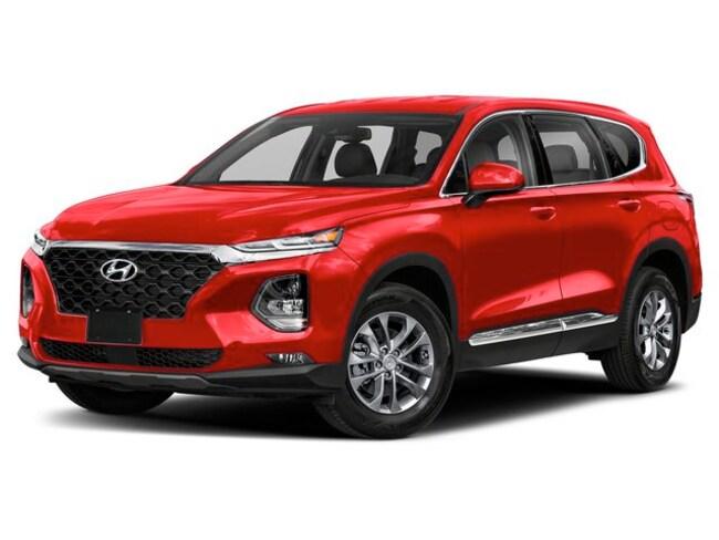 new 2019 Hyundai Santa Fe SEL Plus 2.4 SUV Idaho Falls