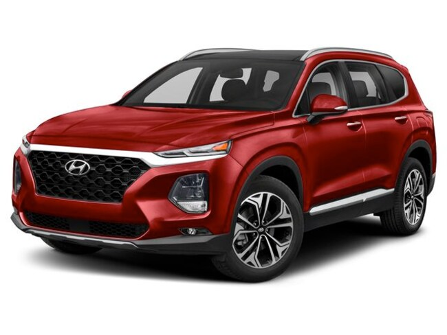 new 2019 Hyundai Santa Fe Ultimate 2.4 SUV Idaho Falls