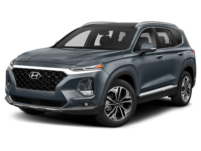 New 2019 Hyundai Santa Fe Ultimate 2.4 SUV near Salt Lake City