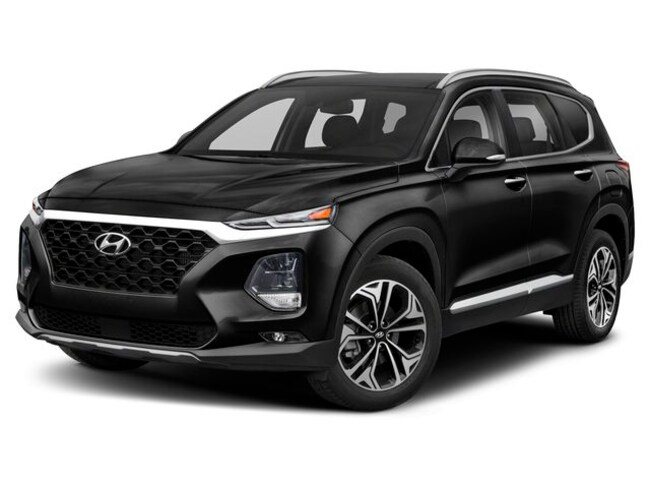 New 2019 Hyundai Santa Fe Ultimate 2.4 SUV North Aurora