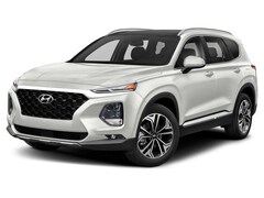New 2019 Hyundai Santa Fe Ultimate 2.4 AWD SUV in Fresno, CA